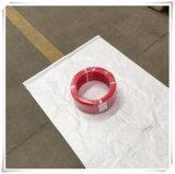 Desgaste de la correa de la PU V de la superficie lisa y áspera - fácil resistente conectado