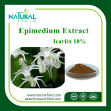 Poudre d'extrait d'Epimedium/extrait d'usine d'extrait d'usine d'Icariin extrait d'Epimedium