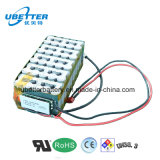 Batería de ion de litio de la batería 36V 2.2ah del ion de Li de la alta calidad 18650 para la vespa