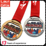Manufacturer Custom Sport Medal Metal clouded