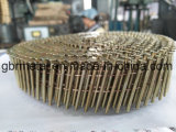 Q195/Q235 de botte Pallet nagelt Spijkers van de Rol van de Spijkers van het Dakwerk de Jumbo