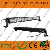 도로 LED 표시등 막대 12V 자동 LED 표시등 막대 떨어져 공장 판매 21 Inch120W LED 표시등 막대,