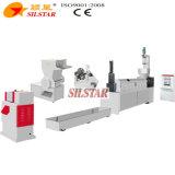 Máquina de Granulatero de Película Plástica Filtro de Mudança Hidráulica