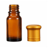 Botella de petróleo coloreada de Aromatherapy de la botella de petróleo esencial 30ml del alto grado