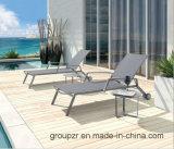 Отдых Sunbed высокого качества, напольный салон пляжа, мебель патио сада