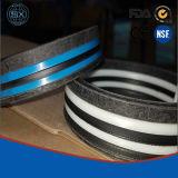 Embalagem Vee no plástico da engenharia ou no material de PTFE/Teflon
