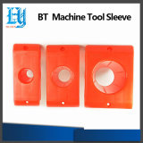 Напечатайте трудному ISO пластмассы квадратную втулку на машинке инструмента