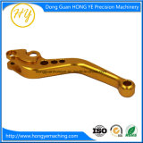 Часть китайской точности CNC изготовления подвергая механической обработке для части мотоцикла запасной