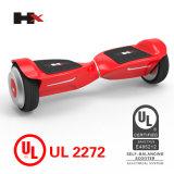 Batería de Hoverboard Bluetooth Hoverboard Samsung de la venta al por mayor del rectángulo de batería UL2272 dos 6.5 pulgadas