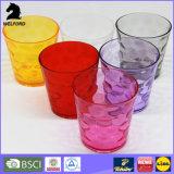 ジュースのための卸し売り使い捨て可能なプラスチックコップ