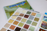 Cartão de papel da cor especial da textura
