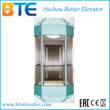 Vvvfの3側面のパノラマ式の乗客のエレベーター