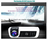Nativa 1080P proyector LED / 3D Micro holograma proyector / Full HD LED proyector 3D