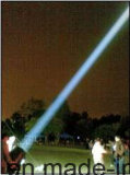 Im Freien starker beweglicher Haupthimmel-Scheinwerfer des Träger-4000W