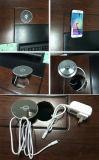 커피용 탁자 충전기 Qi에 의하여 끼워넣어지는 무선 배터리 충전기