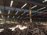 Geschweißte Kettenzelle-Legierungs-materielle Marinelieferungs-Anker-Kette