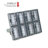 500W厳しい環境のための信頼できる屋外LEDの高いマストライト