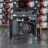 Bison (China) BS6500m (H) 5kw 5kVA fasten elektrische Anlieferungs-der langfristige Zeit-kupferner Draht-Benzin-Generator