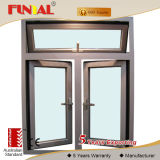 Perfil vertical quadro alumínio do indicador ou do alumínio de deslizamento para o indicador e a porta
