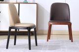 Restaurante moderno del hotel que cena la madera sólida de los muebles que cena la silla (HC-LU118)