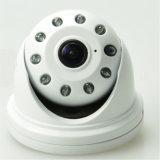 Câmera branca da abóbada do CCTV da cor com IP69k