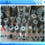 Elementos de filtro do aço inoxidável 316L