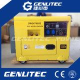 190A de dubbele Diesel van het Gebruik 5kw Stille Generator van de Lasser