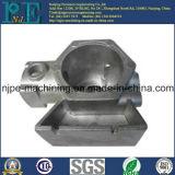 Pièces de moulage d'aluminium de précision pour la couverture de pompe