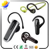 Écouteur d'alliage d'aluminium de mode et écouteur de plastique avec tous les genres