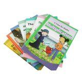 Servicio de impresión del libro de la educación de los niños, libro de la historia