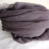 Großer Form-Voile-Entwurfs-Schal