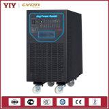 Инвертор волны синуса Yiy Apv 6kw чисто с заряжателем