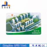 RFID venden al por mayor la tarjeta inteligente impermeable del PVC usada en fabricante del sistema China de la patrulla de tarjeta inteligente
