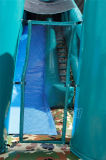 Gioco libero gonfiabile Chsp532 di salto di prodezza di caduta