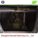 Máquina 2000L mortero seco Plough mezclador