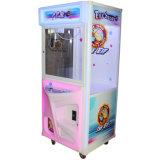 Máquina de juego premiada de arcada de la grúa de la garra del regalo para la venta