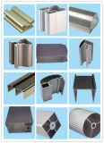 Aluminiumstrangpresßling-Aluminiumprofile verdrängten Aluminium