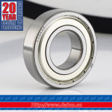 Rodamiento de bolitas profundo del surco del motor del motor del acerocromo de P6 Z3V3 (6206open/-2RZ/-2RS/-ZZ)