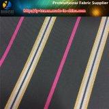 Taft-Streifen-Textilfutter im Garn färbte für Kleid (S004.008)