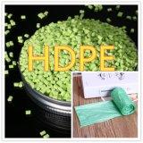 HDPE plástico de la materia prima de los productos para la película/el tubo/el tubo