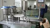 Eficiente alta máquina de rellenar el aceite de cártamo Aceite de Medicina Monoblock
