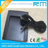 125kHz читатель смарт-карты Em RFID с читателем USB малого размера ключевым