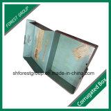 Cadre de papier de empaquetage estampé par couleur de carton ondulé de Cmyk