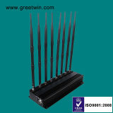 emittente di disturbo registrabile dell'emittente di disturbo del segnale del telefono mobile dell'emittente di disturbo dell'allarme di 433MHz 315MHz (GW-JA8)