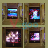 고품질 풀 컬러 LED 영상 벽 4.8mm를 위한 실내 발광 다이오드 표시 스크린