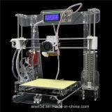 2016 de Bijgewerkte 3D Printers van de Desktop DIY van het Prototype van Fdm van de Versie Snelle