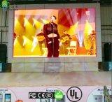 P10 panneau-réclame d'affichage à LED de la publicité extérieure