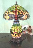 Lámpara de tabla de Tiffany de la lámpara (serie A1)