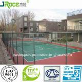 Hetbestand Vloeren van de Sporten van de Tennisbaan Geschikt voor School