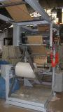 Seitliche Packpapier-Luftblasen-Werbung der Dichtungs-drei, die Maschine herstellt